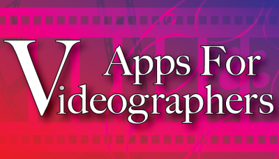 New AppList: Apps For Videographers