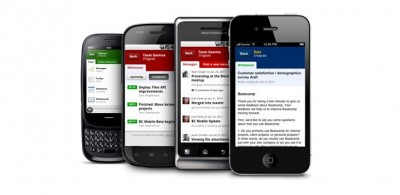 Official Basecamp Mobile Web App, Available Now!