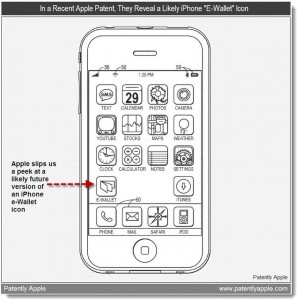 "Apple's ""E-Wallet"" Icon Is Found Hiding In A Recent Patent"