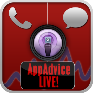 Reminder: AppAdvice Live! Tonight - 7 P.M. PST/10 P.M. EST