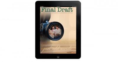 Final Draft Finally Coming To iPad