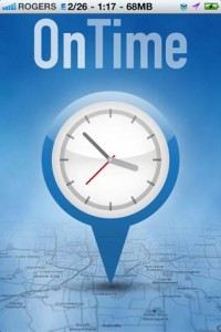 Busy Schedule? Commuting In Traffic? Never Be Late Again With OnTime For iPhone