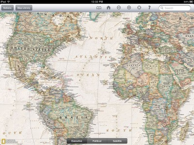 Review: World Atlas HD - Now I Know Where Tajikistan Is