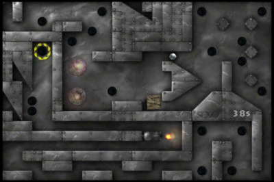 Brutal Labyrinth: Where Fire Is Your Friend
