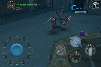 Review: Devil May Cry 4 Refrain - From The Big Screen To The Little Screen