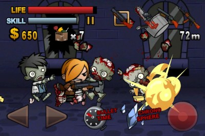 Review: BioFrenzy - More Zombie Blasting Mayhem