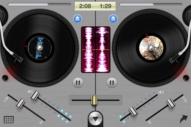 Review: Tap DJ - Mix & Scratch Now On The iPhone/iPod Touch