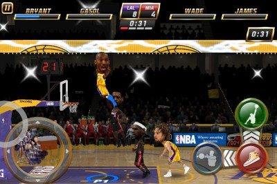 Review: NBA Jam By EA Sports - Where Amazing Happens?