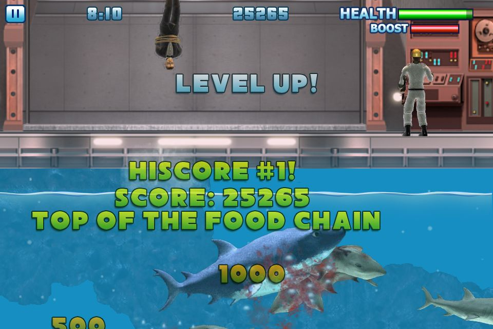 Shark Is Back For Thirds In Our Review Of Hungry Shark Part 3