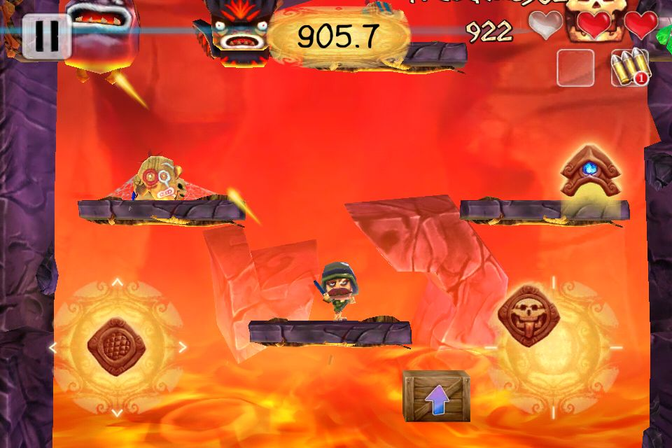 Review: Volcano Escape - A Race From Fire And Brimstone