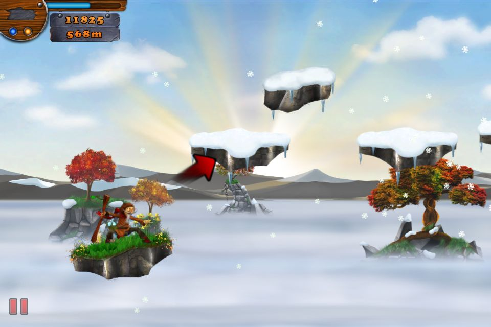 Review: Herman The Hermit - Help The Crazy Guy Cross The Mountain Peaks