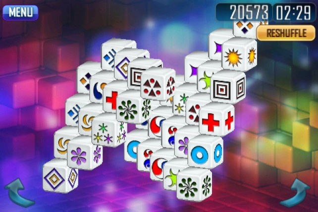 Review: Mahjongg Dimensions - Popular Web Game Comes To iOS