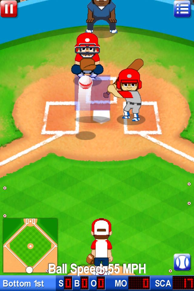 Baseball Superstars® 2011. by GAMEVIL Inc.
