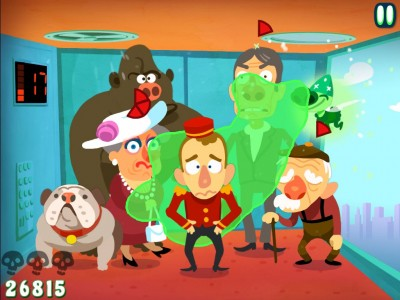 Review: Bad Air Day - Beans, Beans, The Musical Fruit