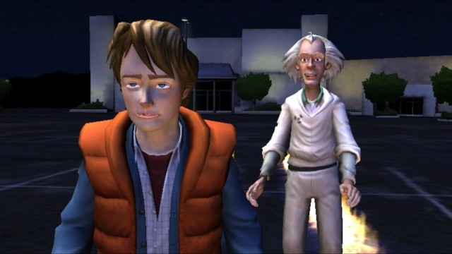 Review: Back To The Future Episode 1 - It's About Time