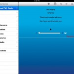 QuickAdvice: Radio - iPad Edition Provides Quality Content Without The Bells And Whistles
