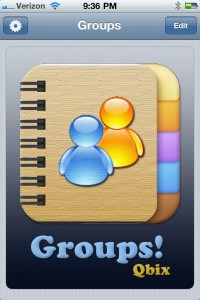 Groups! Free Takes Contact Management A Step Further