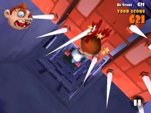 Falling Fred by Dedalord S.R.L. screenshot