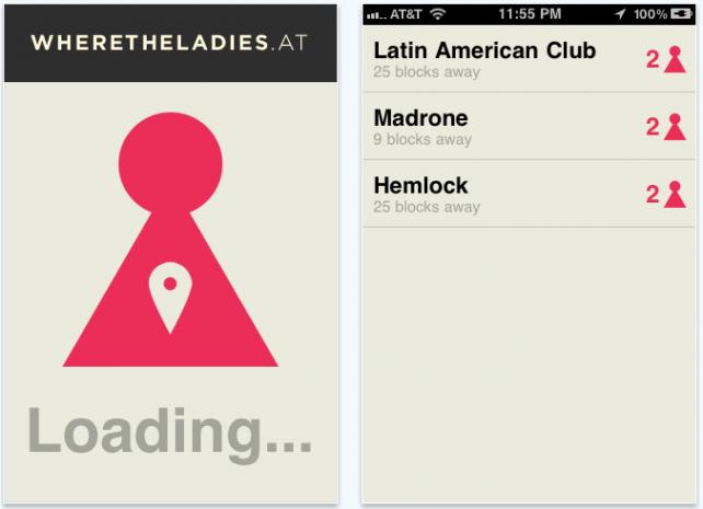 "Wheretheladies.at: ""Lookin' For Ladies"" In SF Has Never Been Easier"