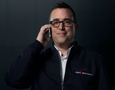 """Verizon iPhone Commercial: """"Yes, I Can Hear You Now"""""""