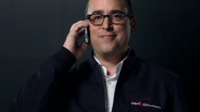 "Verizon iPhone Commercial: ""Yes, I Can Hear You Now"""