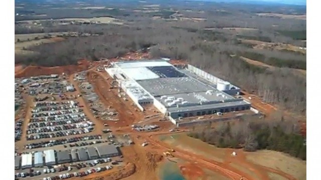 Apple's North Carolina Data Center: For iTunes And MobileMe