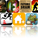 iPhone And iPad Apps Gone Free: Carnivores: Dinosaur Hunter, Fluke HD, Futuregram, And More