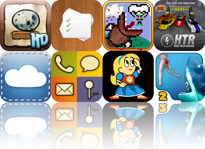 iPhone And iPad Apps Gone Free: Arriving HD, Task Cards, Super Mega Worm, And More