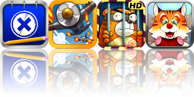 iPhone And iPad Apps Gone Free: Tap Forms Database, Dogfight!, We Thieves HD, And Cats, Inc.