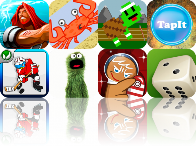 iPhone And iPad Apps Gone Free: Braveheart, Stoopid Sandwich, Hurdle Turtle, And More