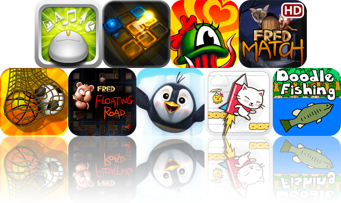 iPhone And iPad Apps Gone Free: Mobile Mouse Pro, Cubetastic, Explosive Love, And More