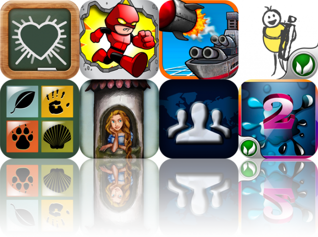 iPhone And iPad Apps Gone Free: Gratitude & Happiness, Helmet Hero, iSink U, And More