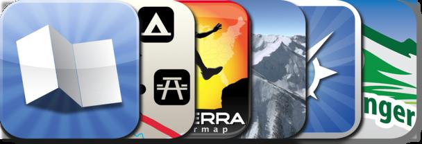 New AppGuide: Best Destination Map Apps