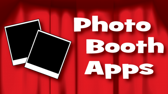 New AppList: Photo Booth Apps