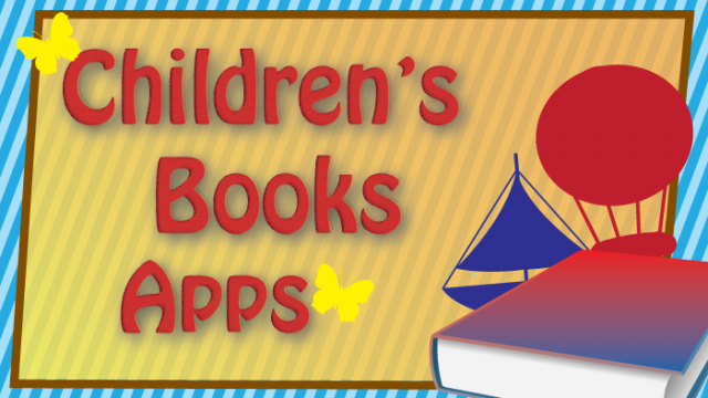 New AppList: Best iPad Children's Books