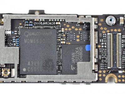 Verizon iPhone 4 Teardown Reveals Global GSM/CDMA Chipset & New Battery