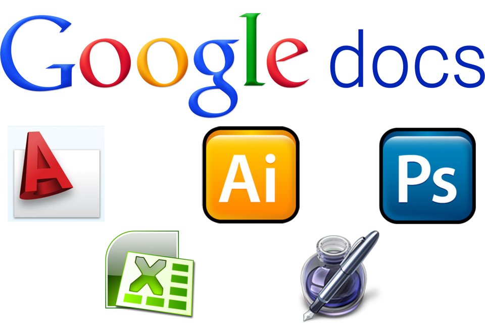 Google Docs Viewer Supports 12 New Formats: Excel, Pages, Photoshop, And More