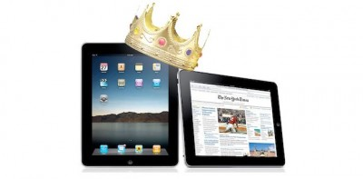Tablet Comparison: HP TouchPad, iPad, Xoom, And PlayBook