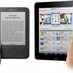 UK: Apple iOS Devices Wrestle Amazon Kindle To The Ground