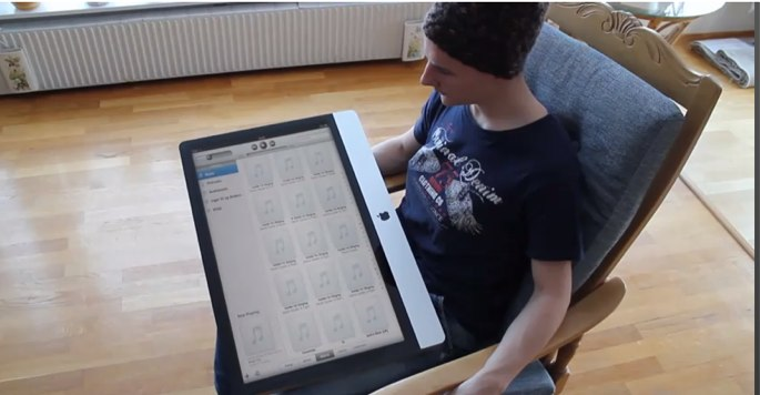 Humor: The First iPad 2 Video Hands-On