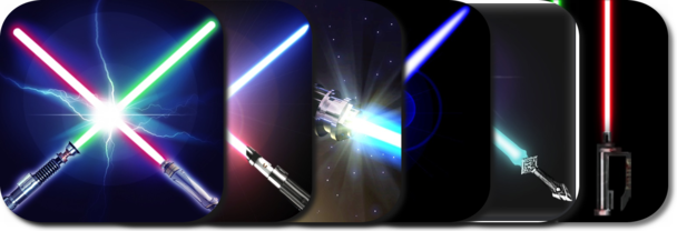 New AppGuide: Lightsaber Apps For The iPhone