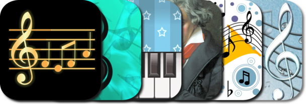New AppGuide: Music Composition Apps For The iPhone