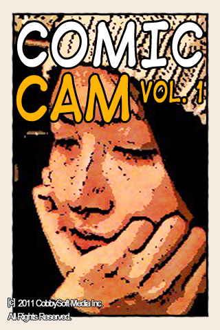 Take Comic Book Pictures Instantly With Comic Cam