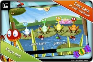 Frog ClaSh HD by Till & Michaela Maginot screenshot