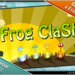 Catch Food For Your Favorite Frogs With Frog Clash
