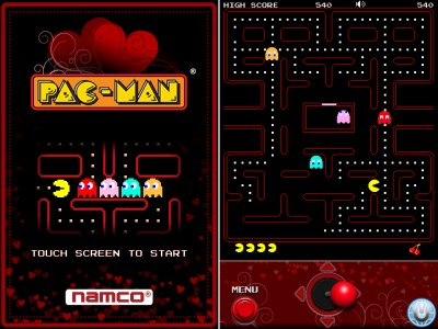 PAC-MAN Shows His Love For Valentine's Day With A New Theme