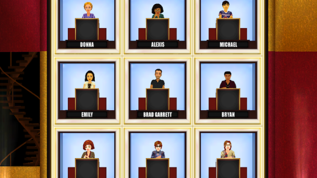 Hollywood Squares HD Comes To The iPad