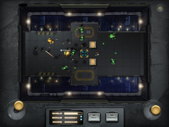 Robokill Update Adds A Survival Mode And Game Center Support