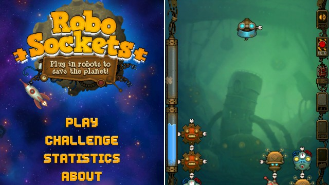 Plug In Robots To Save The Planet In RoboSockets, Tatem Games' Upcoming Puzzle Game