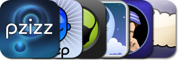 New AppGuide: Sleeping Aid Apps